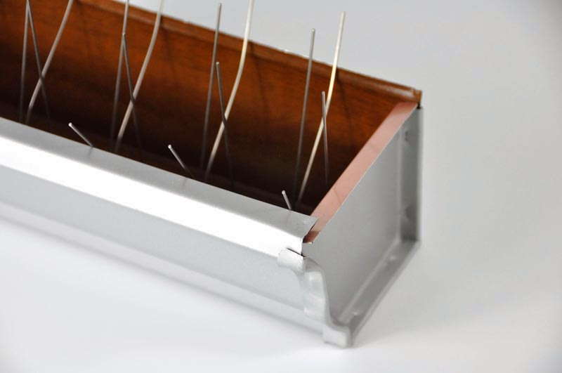 Canalones de aluminio madrid canalones de aluminio for Canalon de aluminio